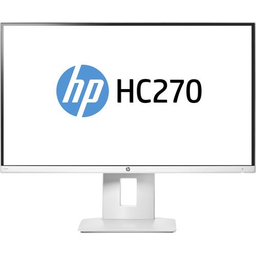"HP HC270 27"" Healthcare Edition Display (Smart Buy)"