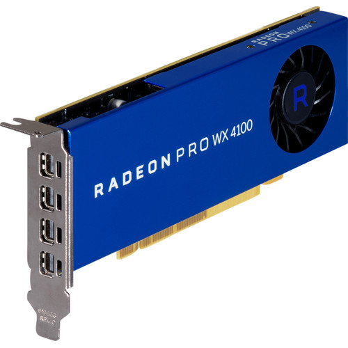 HP Radeon Pro WX 4100 Graphics Card (Smart Buy)