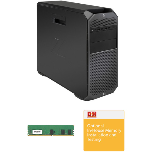 HP Z4 G4 Series Tower B&H Custom Workstation
