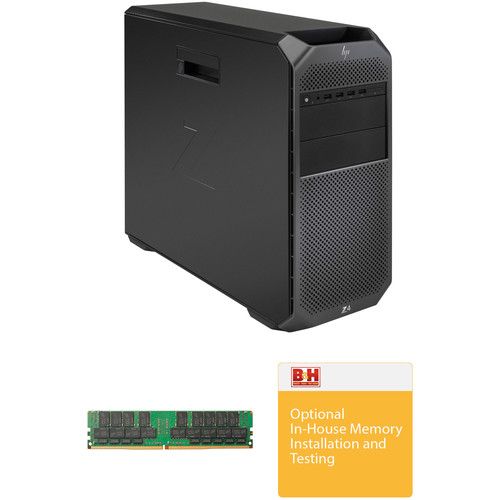 HP Z4 G4 Series Tower B&H Custom Workstation