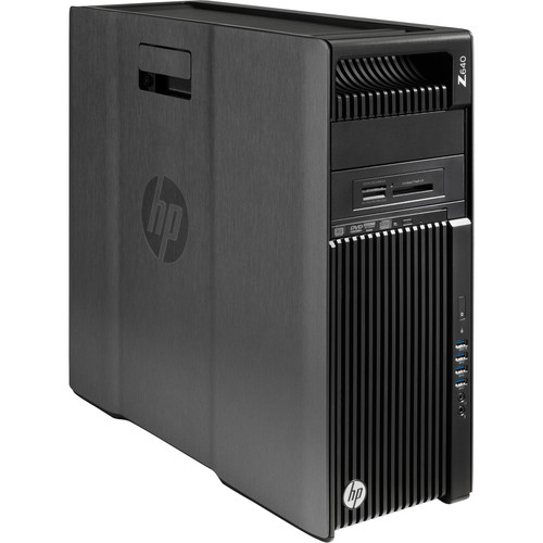 HP Z640 Series Tower B&H Custom Workstation