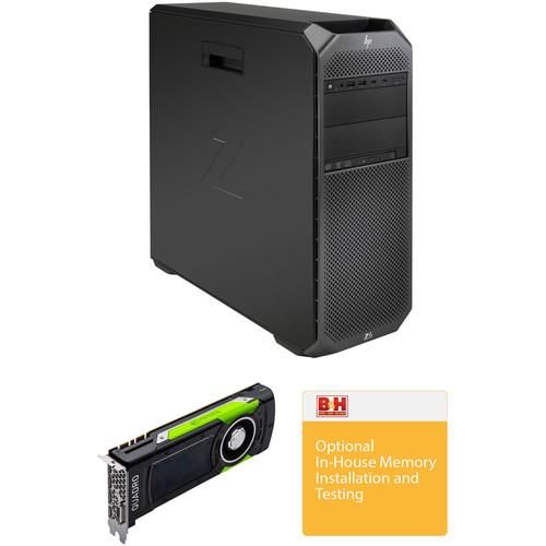 HP Z6 G4 Series Tower B&H Custom Workstation
