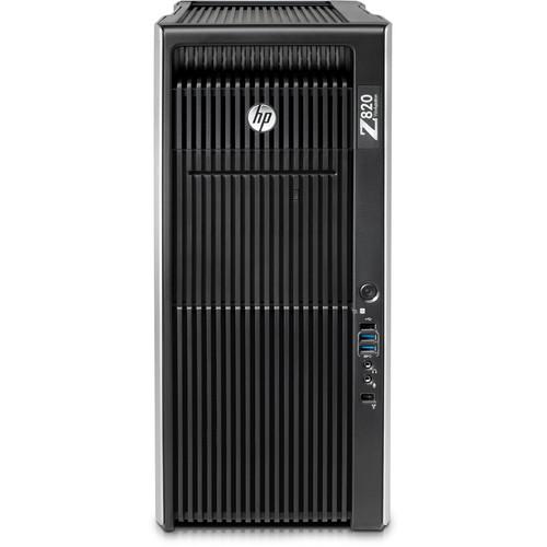 HP Z820 Series B2C09UT Workstation Computer