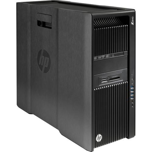 HP Z840 Rackable Minitower Workstation (Avid Certified)