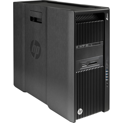 HP Z840 L0P81UT Turnkey Workstation with Quadro M4000 Graphics Card