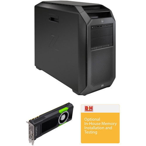 HP Z8 G4 Series Tower B&H Custom Workstation