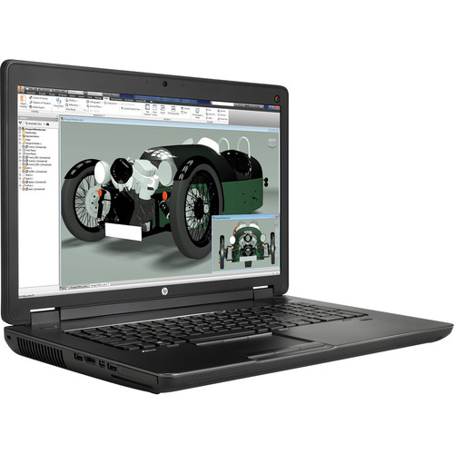 "HP 17.3"" ZBook 17 G2 43088345 Mobile Workstation"