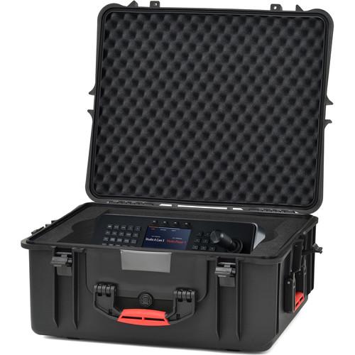 HPRC 2710 Hard Case with Foam for Black Magic ATEM 1 M/E + Accessories