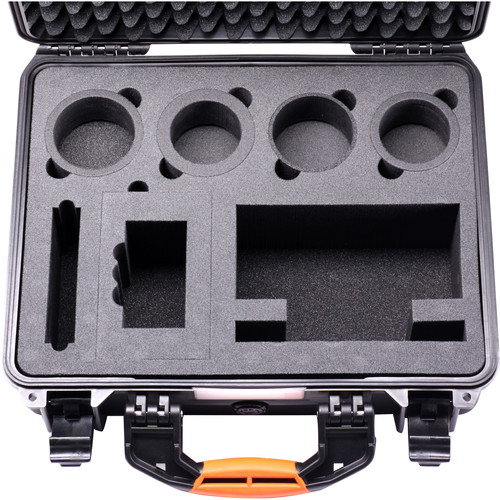 HPRC 2460 Hard Case for Sony Alpha 7 (Black, Foam)