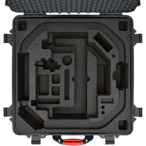 HPRC Wheeled Hard Case for FREEFLY MōVI Pro System (Black)