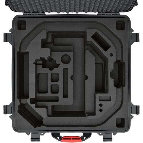 HPRC Wheeled Hard Case for FREEFLY MōVI Pro System Rev 2 (Black)