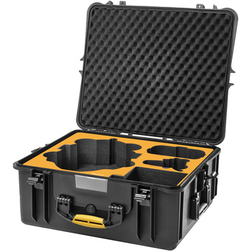 HPRC 2710 Hard Case with Foam Interior for Qysea Fifish V6 ROV