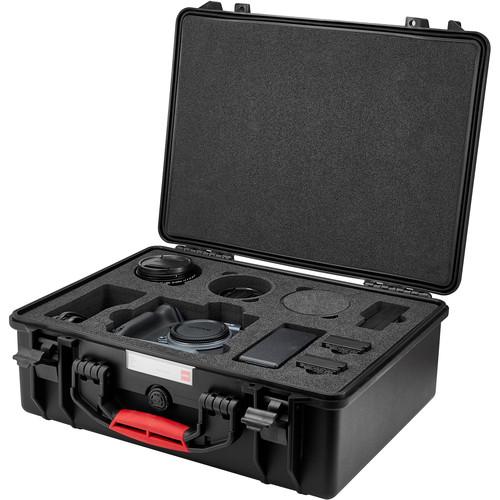 HPRC 2500-01 Hard Case Fujifilm GFX100 (Black)