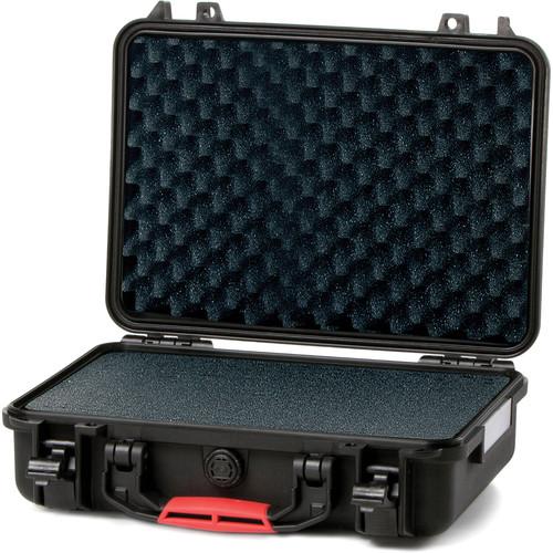 HPRC 2350F HPRC Hard Case with Cubed Foam Interior (Black)
