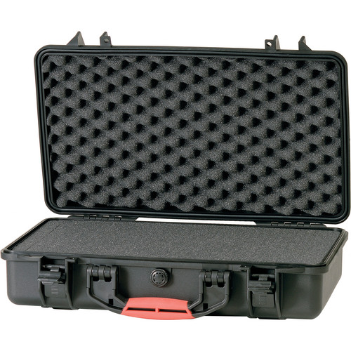 HPRC 2530 Waterproof Hard Case with Cubed Foam (Black)