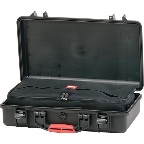 HPRC 2530 Waterproof Hard Case with Internal Cordura Bag (Black)