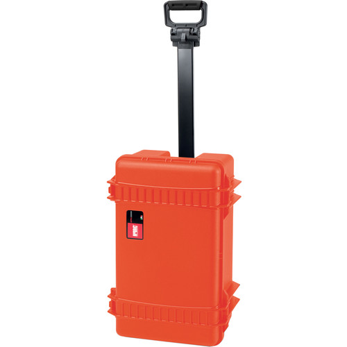 HPRC 2550 Wheeled Hard Case, Empty Interior (Orange)