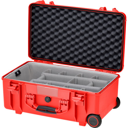 HPRC Wheeled Hard Case with Second Skin (Red)