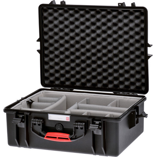 HPRC Water-Resistant Hard Case with Second Skin (Black)