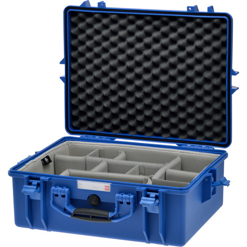 HPRC Water-Resistant Hard Case with Second Skin (Blue)