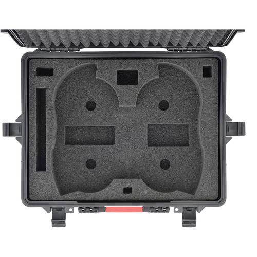 HPRC 2600WBEB Hard Case with Wheels for Parrot BeBop Quadcopter