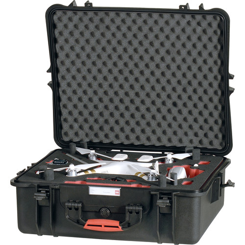 HPRC Hand-Carried Hard Case for DJI Phantom 3 Professional and Advanced