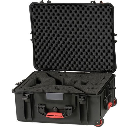 HPRC 2700WPHA2 Hard Case for DJI Phantom 2 Vision / Vision+ with Wheels
