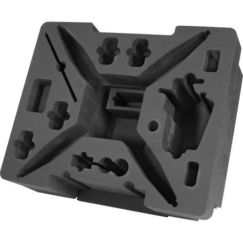 HPRC 2700WA3FO Custom Foam for DJI Phantom 3 Fitting 2700W Wheeled Hard Case