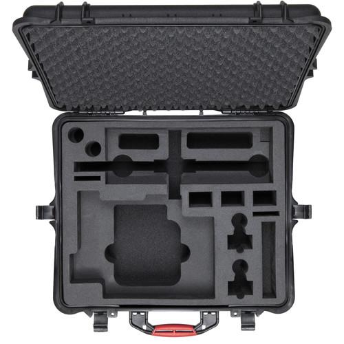 HPRC2700W Wheeled Hard Case with Foam for DJI Ronin-M