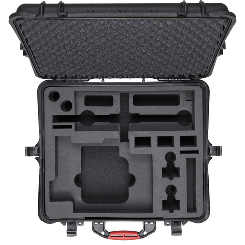 HPRC HPRC2700W Wheeled Hard Case with Foam for DJI Ronin-M