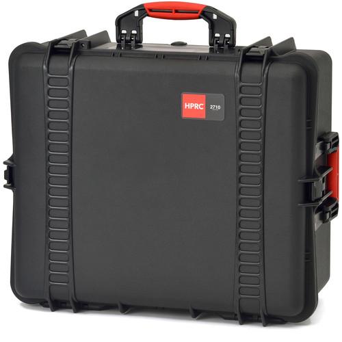 HPRC 2710E Hard Case with Empty Interior (Black)