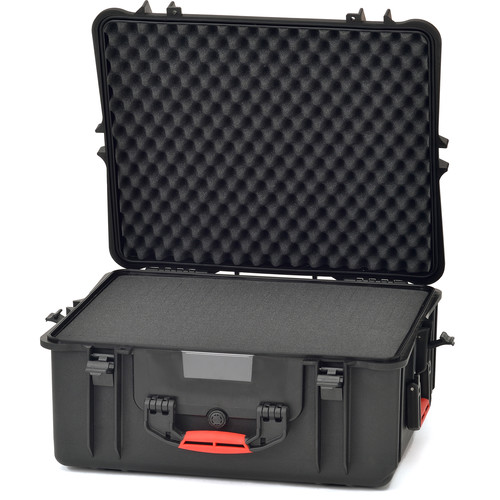 HPRC 2710F Hard Case with Cubed Foam Interior (Black)