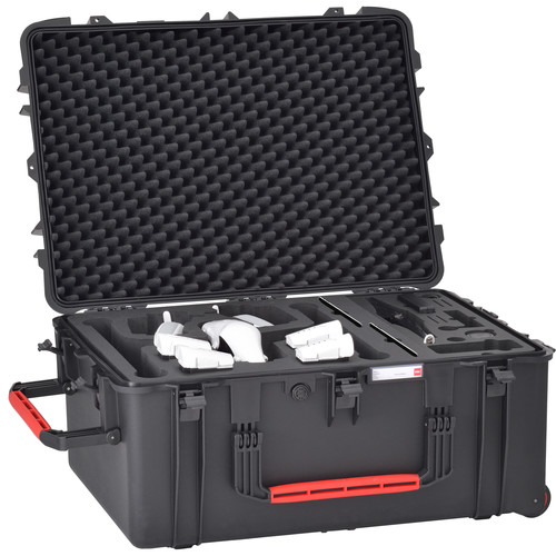 HPRC INS2780W-01 Wheeled Hard Case with Foam for Inspire 1 Pro / RAW / v2.0