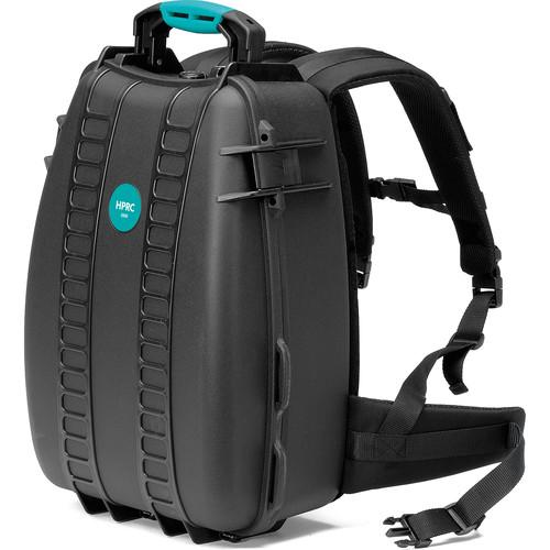 HPRC 3500 Backpack Hard Case without Foam (Black/Blue)