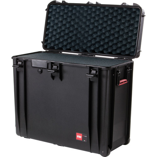 HPRC 4800WF Wheeled Hard Case with Cubed Foam Interior