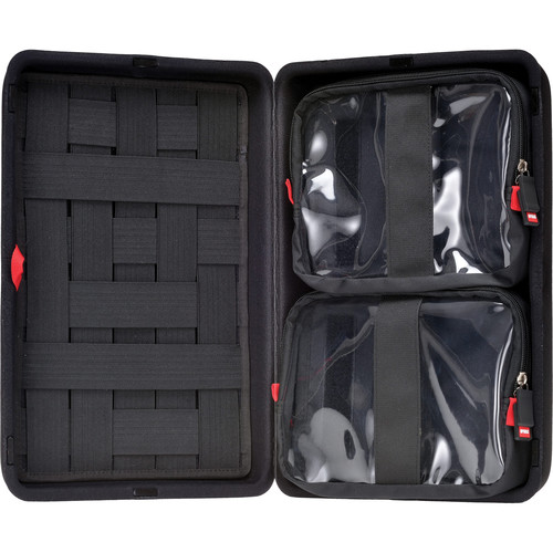 HPRC Light Grande Case with Two Interior Pouches (Black)