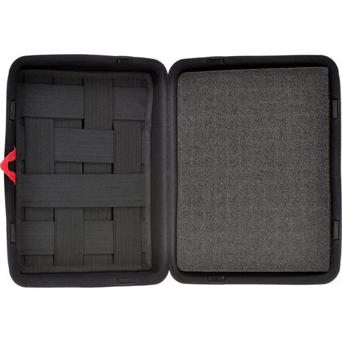 HPRC Light Medio Case with Cubed Foam Interior (Black)