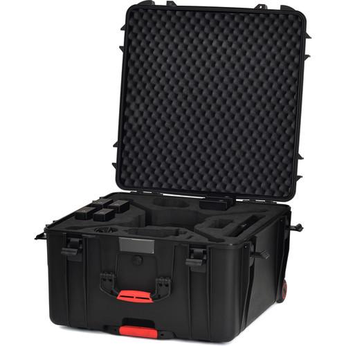 HPRC Wheeled Hard Case with Foam for DJI Matrice 100