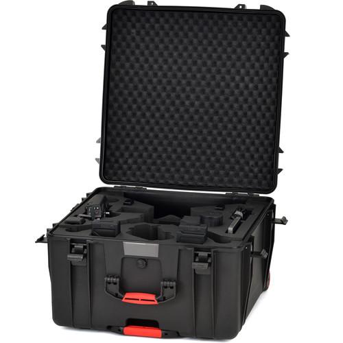 HPRC HPRC4600W Watertight Hard Case for DJI Matrice 200/210 Quadcopters