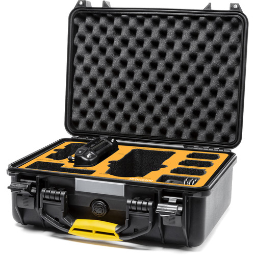 HPRC Waterproof Hard Case with Overlay for DJI Mavic 2 Pro & Smart Controller