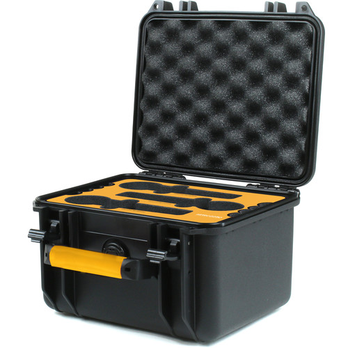 HPRC2250 Universal Hard Case for 6 Handheld Microphones