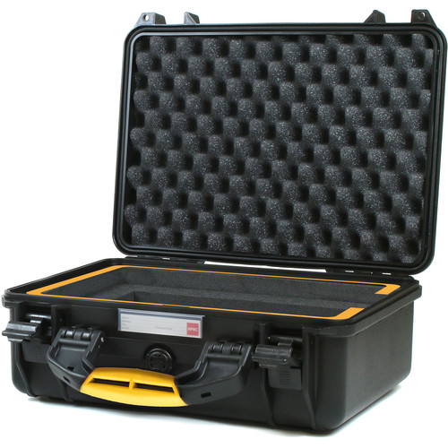 """HPRC 2350 Hard Case with Foam for MacBook Pro 13"""" and Accessories (Black)"""
