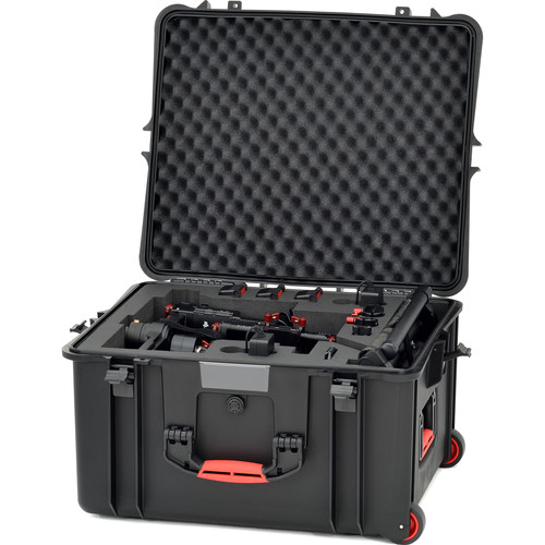 HPRC Hard Case for DJI Ronin-MX Stabilizer and Accessories