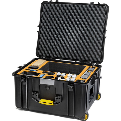 HPRC Hard-Shell Waterproof Carry Case for DJI RoboMaster S1