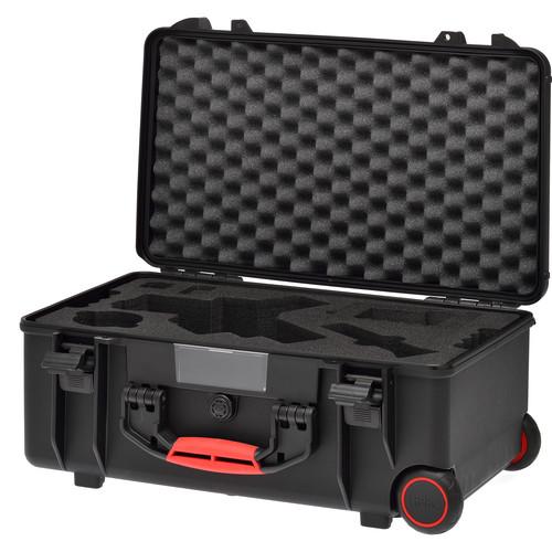 HPRC 2550W Hard Case for DJI Ronin-S (Black, Foam)