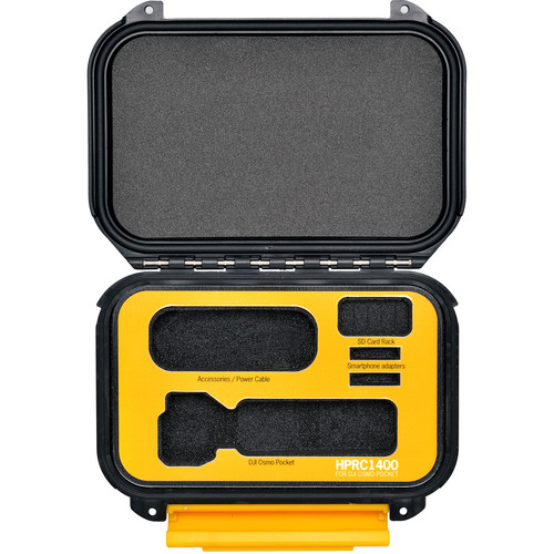HPRC1400 Hard Case for DJI Osmo Pocket