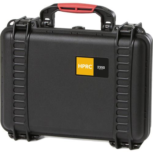 HPRC SPK2350 Hard-Shell Case for DJI Spark Fly More Combo (Black)