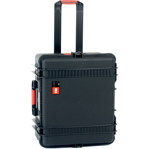 HPRC Wheeled Hard Case with Foam for Ursa Mini Pro/Broadcast (Black)
