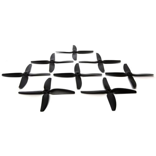 HQProp 5x4x4V1S Polycarbonate Propeller Set (2 x CW, 2 x CCW, Black)