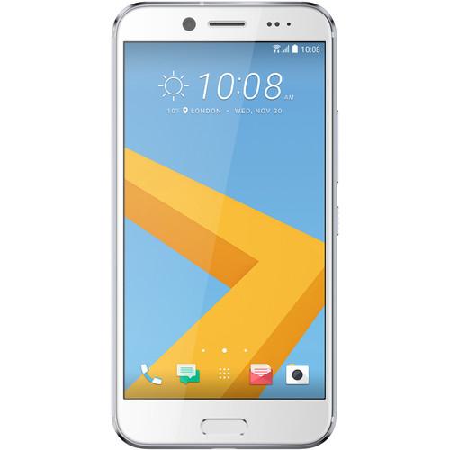 HTC 10 evo 32GB Smartphone (Unlocked, Glacier Silver)